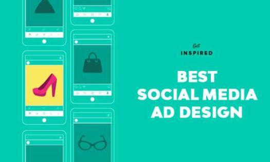 best social media ad design