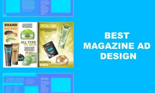 best magazine ad design examples