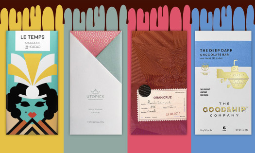 Best Chocolate & Candy Packaging Ideas