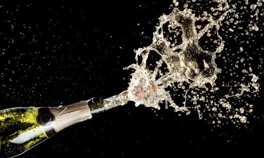 New Year 2018 Best Videos Champagne Pop