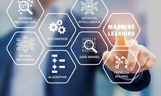 Artificial Intelligence Machine Learning Process Business Growth