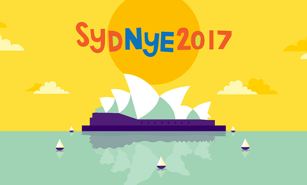 Need NYE Plans? Let Sydney's Print Designs Draw You In