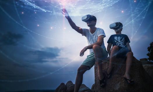 Experiential Marketing Branding VR Headset