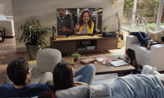 Netflix Personalization Design Family Watching Kimmy Schmidt