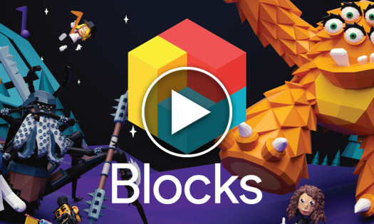Google Blocks Update Customize VR Video