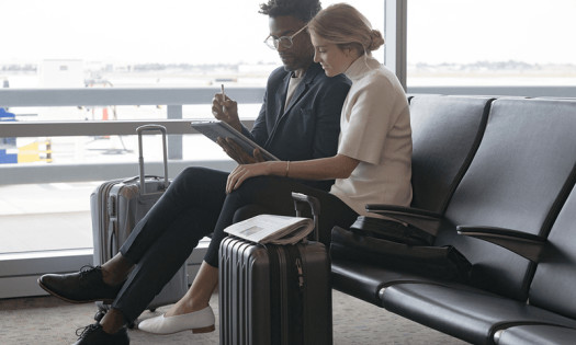 Microsoft Teams Travel Coworkers Working Remotely