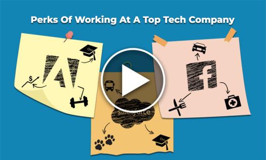 Top Tech Companies Adobe Salesforce Facebook Video