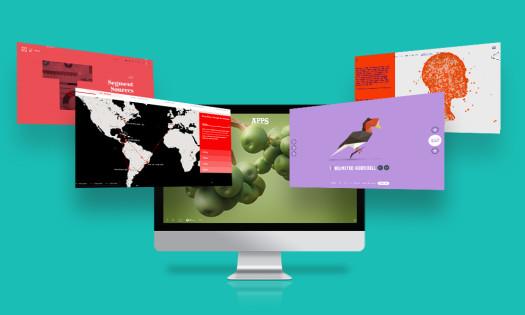 Top Interactive Website Designs Desktop