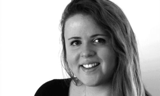 Katie Kuhns Freelance Graphic Designer Oscar de la Renta Headshot