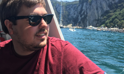Tyler Maxson Art Director Publicis New York Boat Water