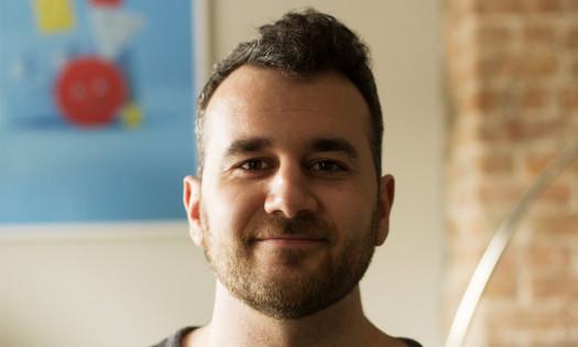 Chris Guyot Motion Graphic Designer Headshot