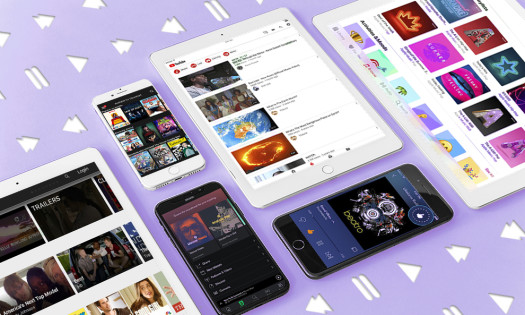 Best Movie Music Streaming Apps Smartphone iPhone iPad