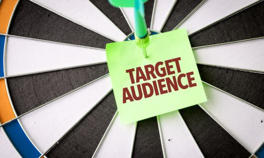 Target Audience Advertising Bulls Eye