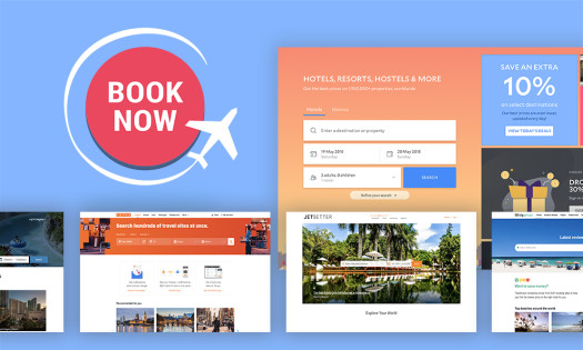 Top 10 Hotel Booking Platforms Book Now