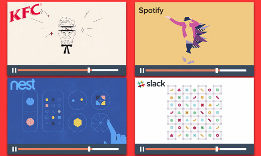Best Animated Motion Graphics Video Examples
