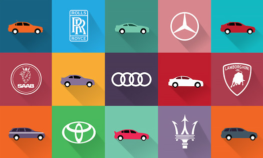 Top Car Company Logos 2021