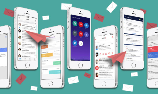 Best Email Apps iPhone Android