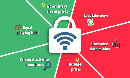 Net Neutrality Pros Cons Businesses
