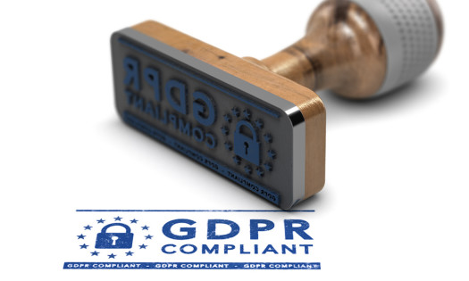 EU GDPR Compliant Stamp