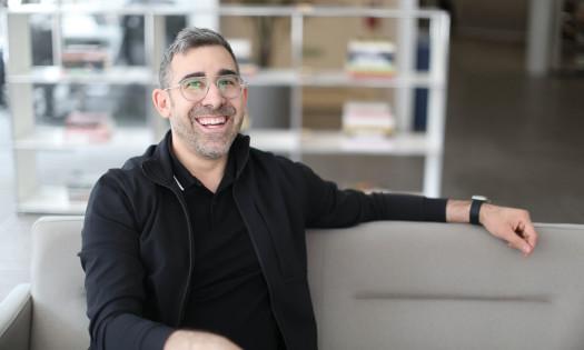 Lloyd Blander Siegel+Gale Creative Director Headshot