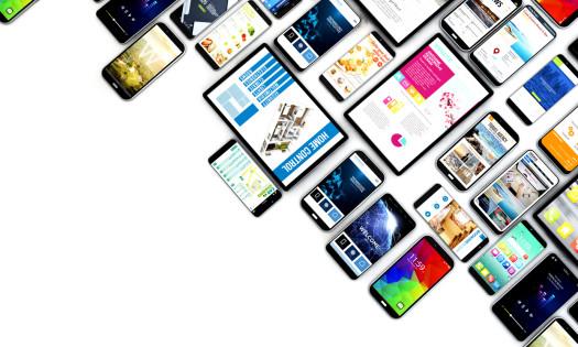 Module Web Design Smartphone Websites