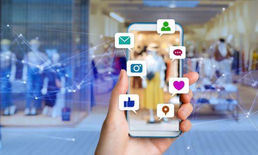 Social Media Smartphone eCommerce