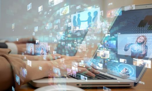 Edutainment Video Examples Laptop