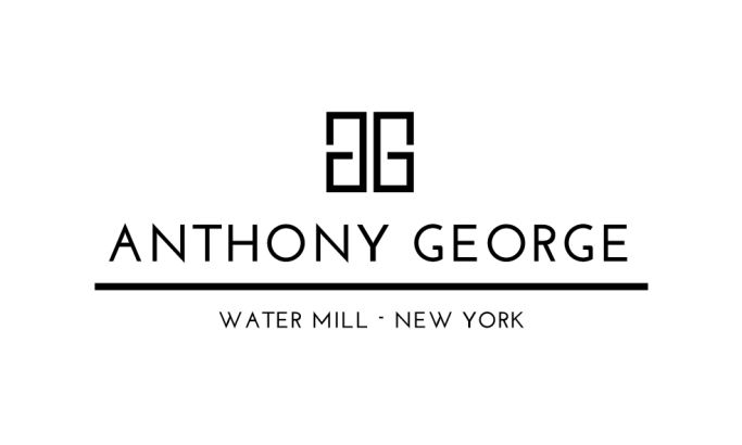 Anthony George Classic Logo Design