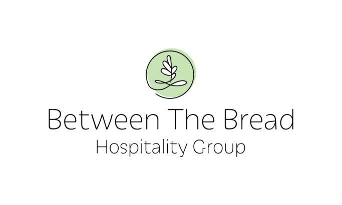 Between The Bread Great Logo Design