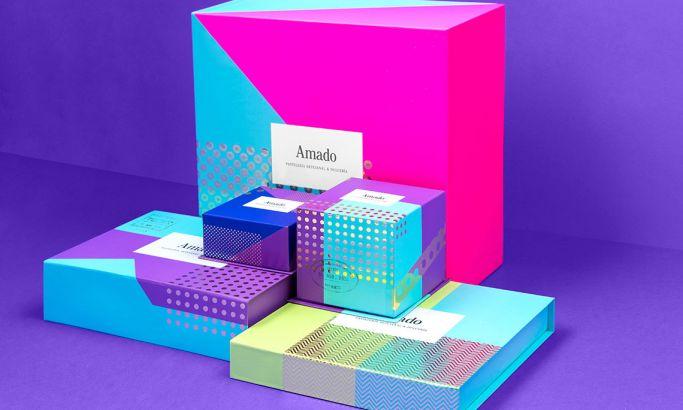 Amado by Hyatt Stunning Package Design