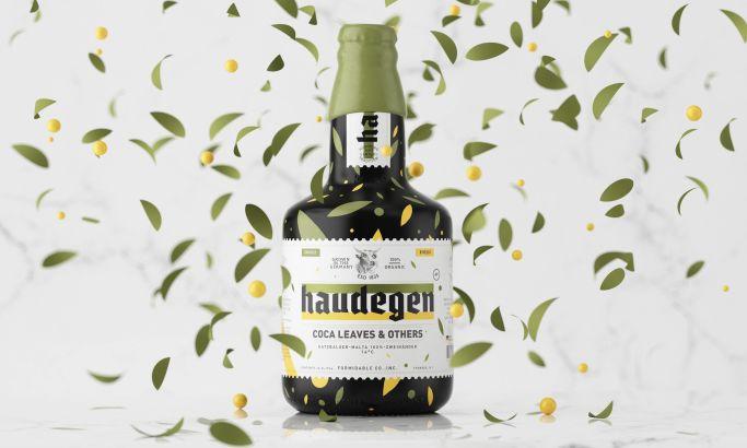 Haudegen Beer Fun Package Design