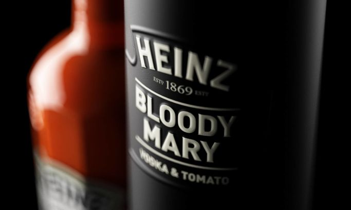 Heinz Bloody Mary Awesome Package Design