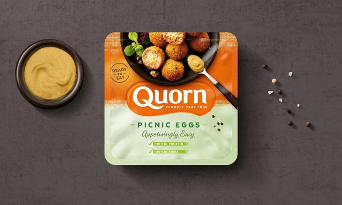 Quorn Great Package Design
