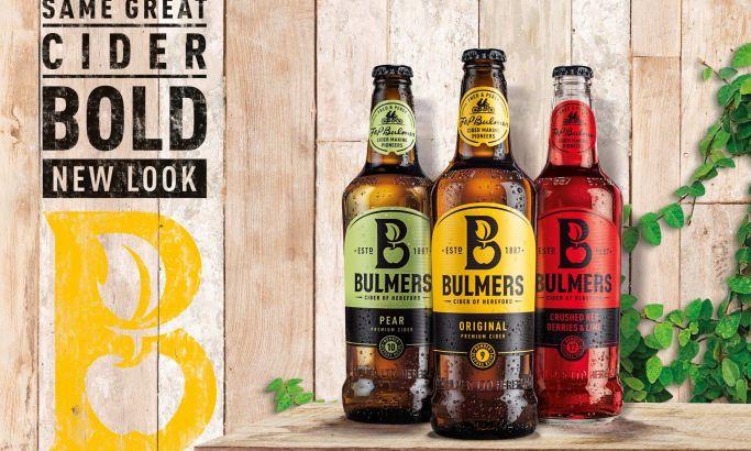 Bulmers Great Packaging Design