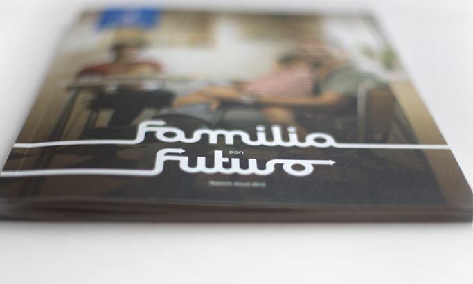 San Fernando Reporte Anual 2012 Top Print Design