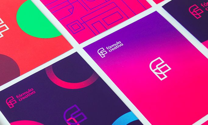 Formula Creativa Bright Print Design