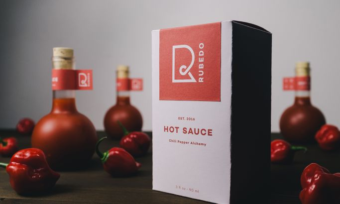 Rubedo Concept Great Package Design
