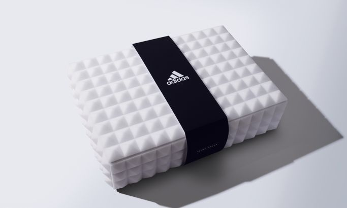 Adidas Athletics Find Focus Package Design