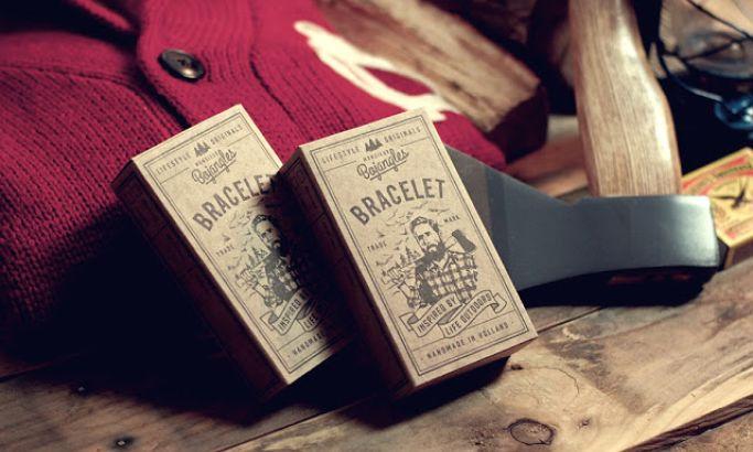 Monsieur Bojangles Great Package Design