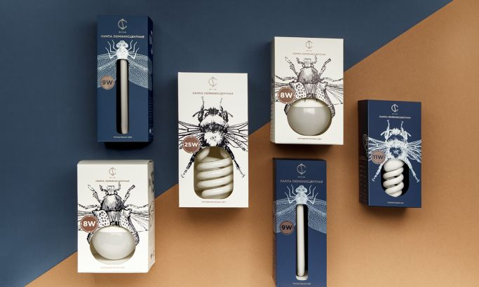 CS Electric Great Package Design