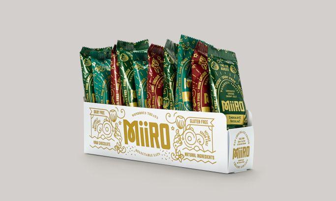 Miiro Elegant Package Design