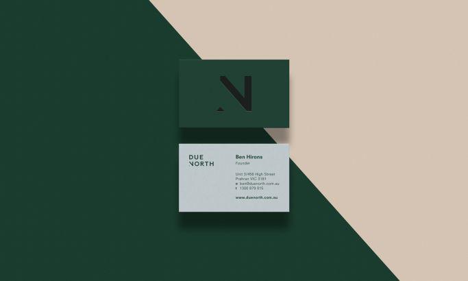 Due North Stunning Print Design