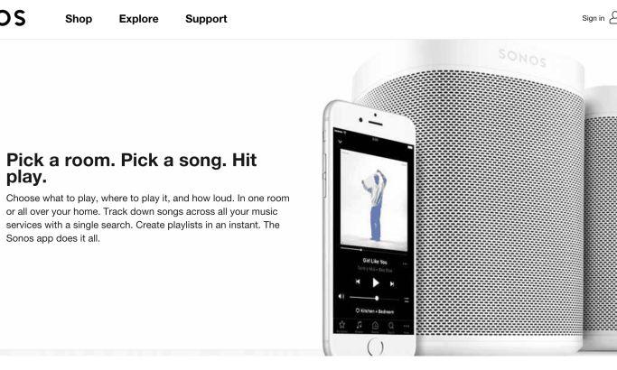 Sonos App Download