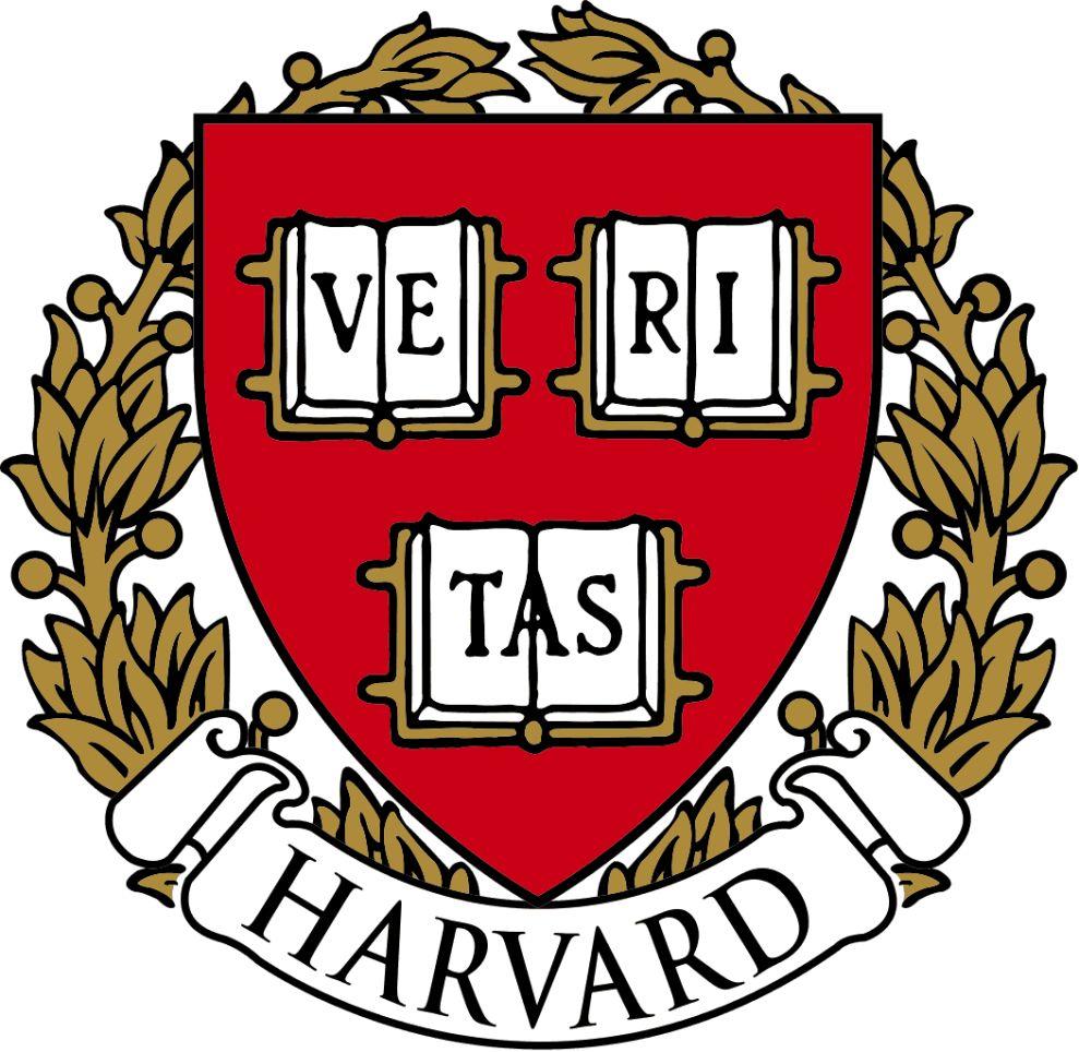 Harvard Wreath Logo