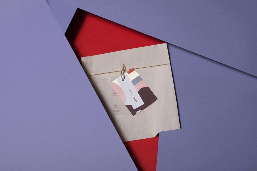 Sofia Palmero Envelope Print Design