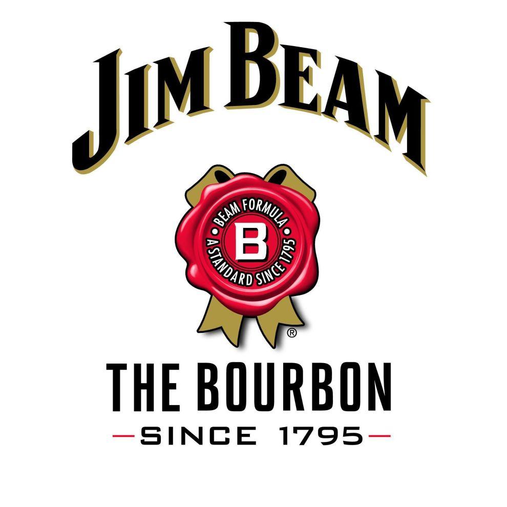 Jim Beam Top Logo Design