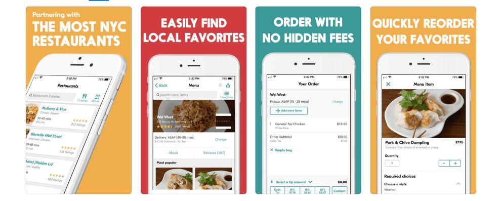 Seamless iOS App Design
