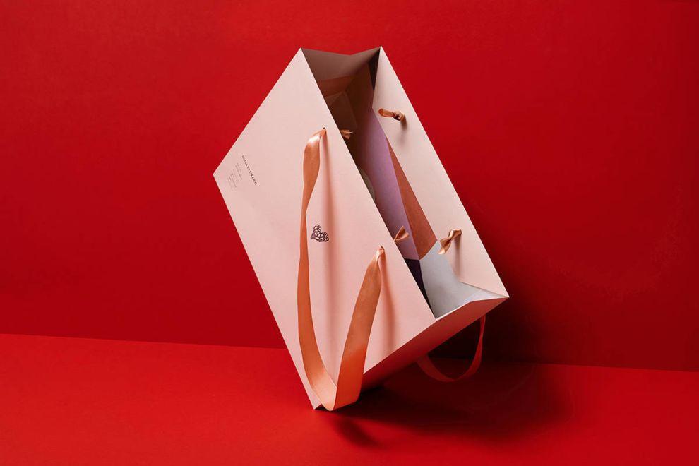 Sofia Palmero Bag Print Design