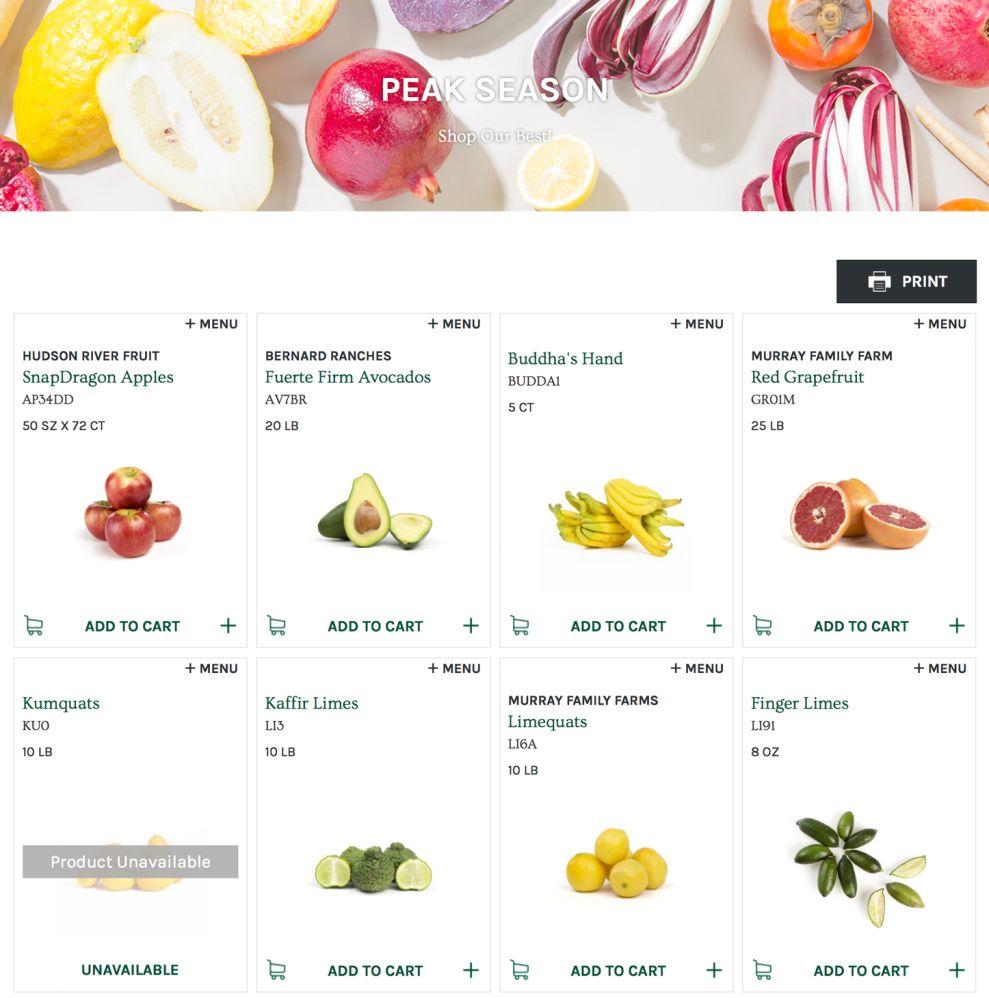 Baldor Product Page