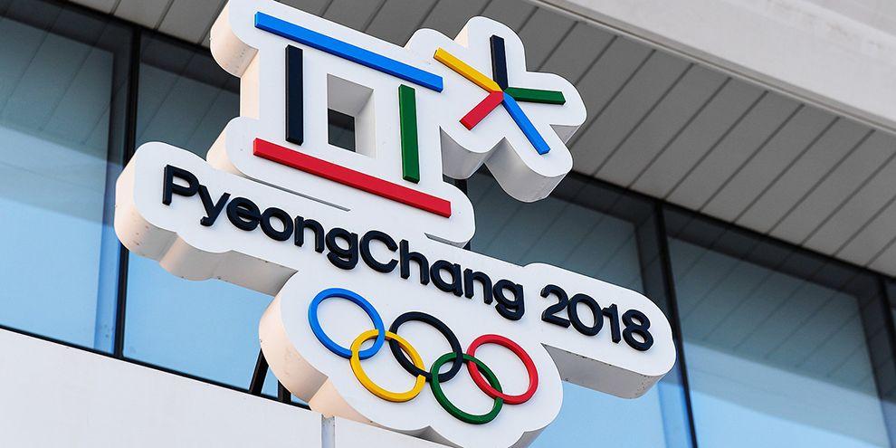 PyeongChang 2018 Winter Olympics Logo Design
